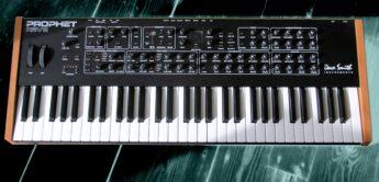 Test: Dave Smith Instruments Prophet REV2, Synthesizer
