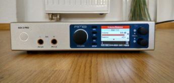 Test: RME ADI-2 Pro, AD/DA-Wandler