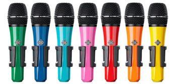 Test: Telefunken M80 und M81, Mikrofone