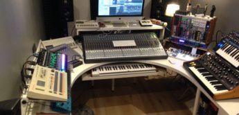 Home-Studio 10: sudadg, helmut14, jocelynn1de, tapejam, hsr, hammondfan