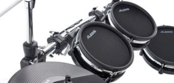 Test: Alesis DM10 MK2 Studio Mesh Kit