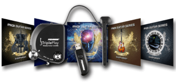 Test: EastWest MIDI Guitar Series, Orchestral Library