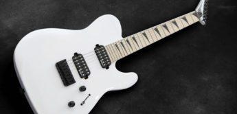 Test: Jackson TY2-7 HT Telly, E-Gitarre