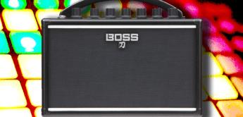 Test: BOSS Katana Mini, Gitarrenverstärker