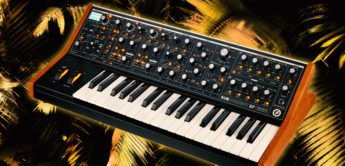 Test: Moog Subsequent 37 Analogsynthesizer