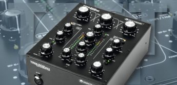 Test: Omnitronic TRM-202 MK3, Rotary Mixer