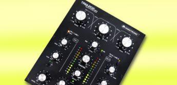Test: Omnitronic TRM-202 MK3, Rotary Mixer