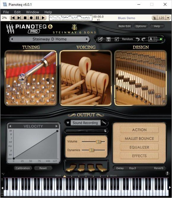 Modarrt Pianoteq 6
