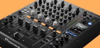 Test: Pioneer DJM-750MK2, DJ-Mixer