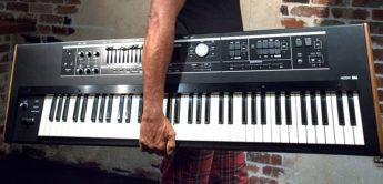 Top News: Roland VR-730, VR-09-B, Performance Keyboard