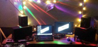 Home-Studio 20: dc-item, darksynth, derschaffi, henryk, sanket, meowsyn