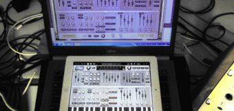 Tyrell Plug-In und Tyrell-Controller in voller Harmonie