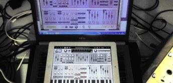 Report: iPad Controller für Freeware-Synthesizer Tyrell