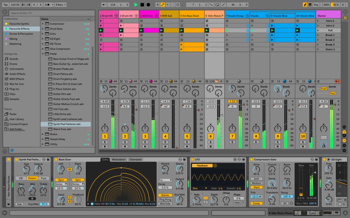 Workshop: Wie bedient man Live Loops in Logic Pro X