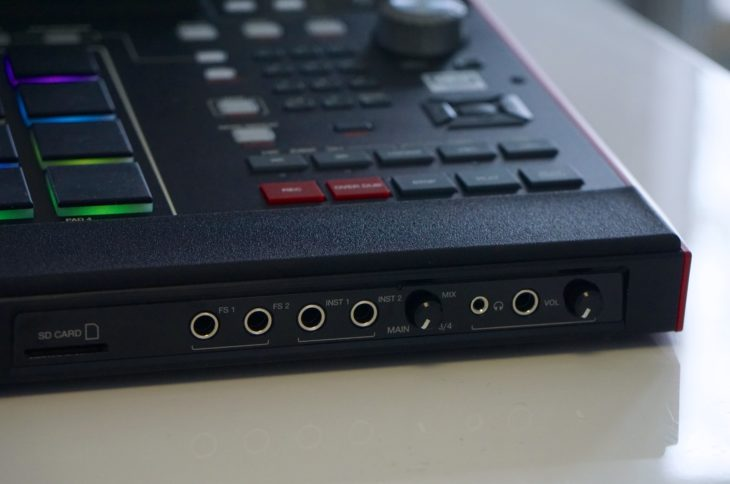 AKAI MPC X V2.1