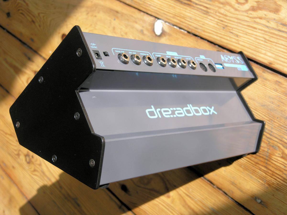 Dreadbox Abyss Anschlüsse