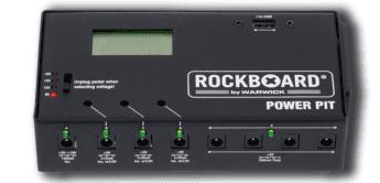 Test: Rockboard Power Pit, Multinetzteil