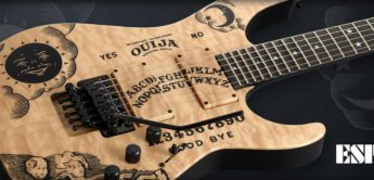 TOP NEWS: ESP/LTD KH Ouija Natural