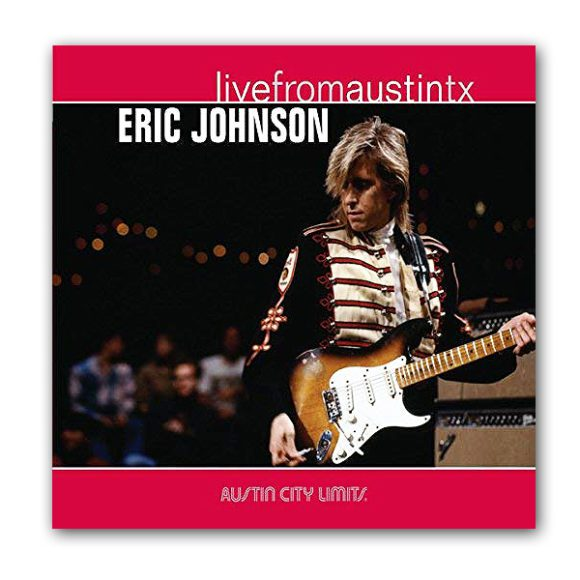 Eric Johnson Cliffs of Dover
