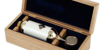 Test: Soyuz SU-017, Großmembran Röhrenmikrofon