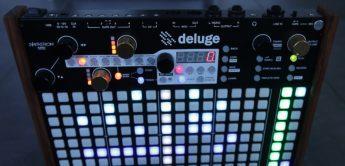 Synthstrom Audible Deluge : Unabhängige Studiokiste