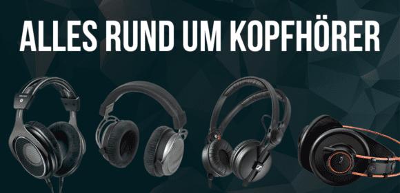 Studio-Kopfhörer