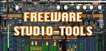 Die beste Freeware Studio-Software, DAWs, Effekte für MAC & PC