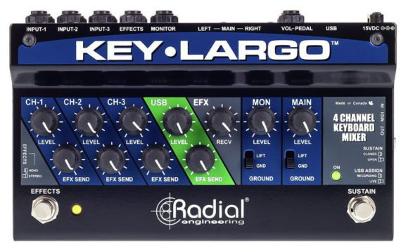 Radial Engineering Key Largo