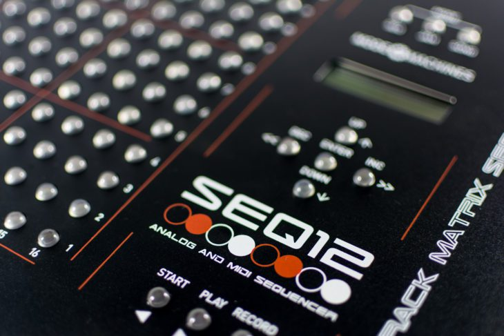 ModeMachines SEQ12