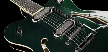 Test: Duesenberg Gran Majesto 2C, E-Gitarre