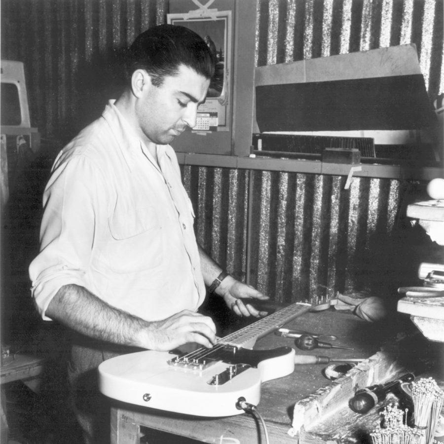 Die Geschichte von Fender Tele Test