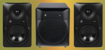 Test: Mackie MR524, MRS10, Studiomonitore und Subwoofer