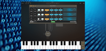 Test: Bram Bos Rozeta,  iOS & AU APP für MIDI-Plug-ins