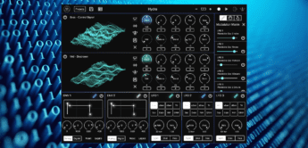 Test: Bitmask Scythe, Wavetable-Synthesizer, iOS-APP