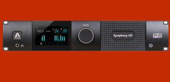 NAMM NEWS 2018: Apogee Symphony I/O MKII Special Edition, Multi-Kanal-Audiointerface