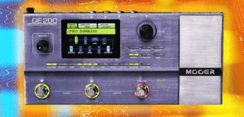 Test: Mooer GE 200, Multieffektgerät