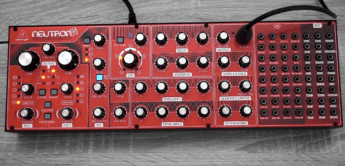 Preview: Behringer Neutron, Paraphonic Synthesizer