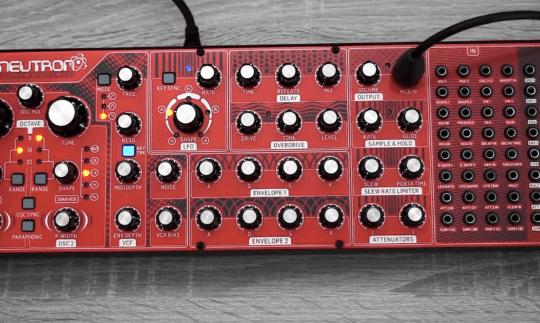 Test: Behringer Neutron 2.0, Paraphonic Synthesizer