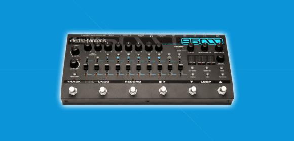 Electro-Harmonix 95000 Performance Loop Laboratory title