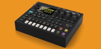 NAMM NEWS 2018: Elektron Digitone, FM-Synthesizer