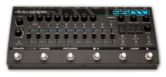 Electro-Harmonix 95000 Performance Loop Laboratory top