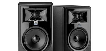 NAMM NEWS 2018: JBL 305P MKII, 306P MKII, 308P MKII, Studiomonitore