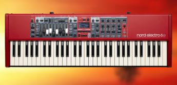 NAMM NEWS 2018: Clavia Nord Electro 6, Stagepiano