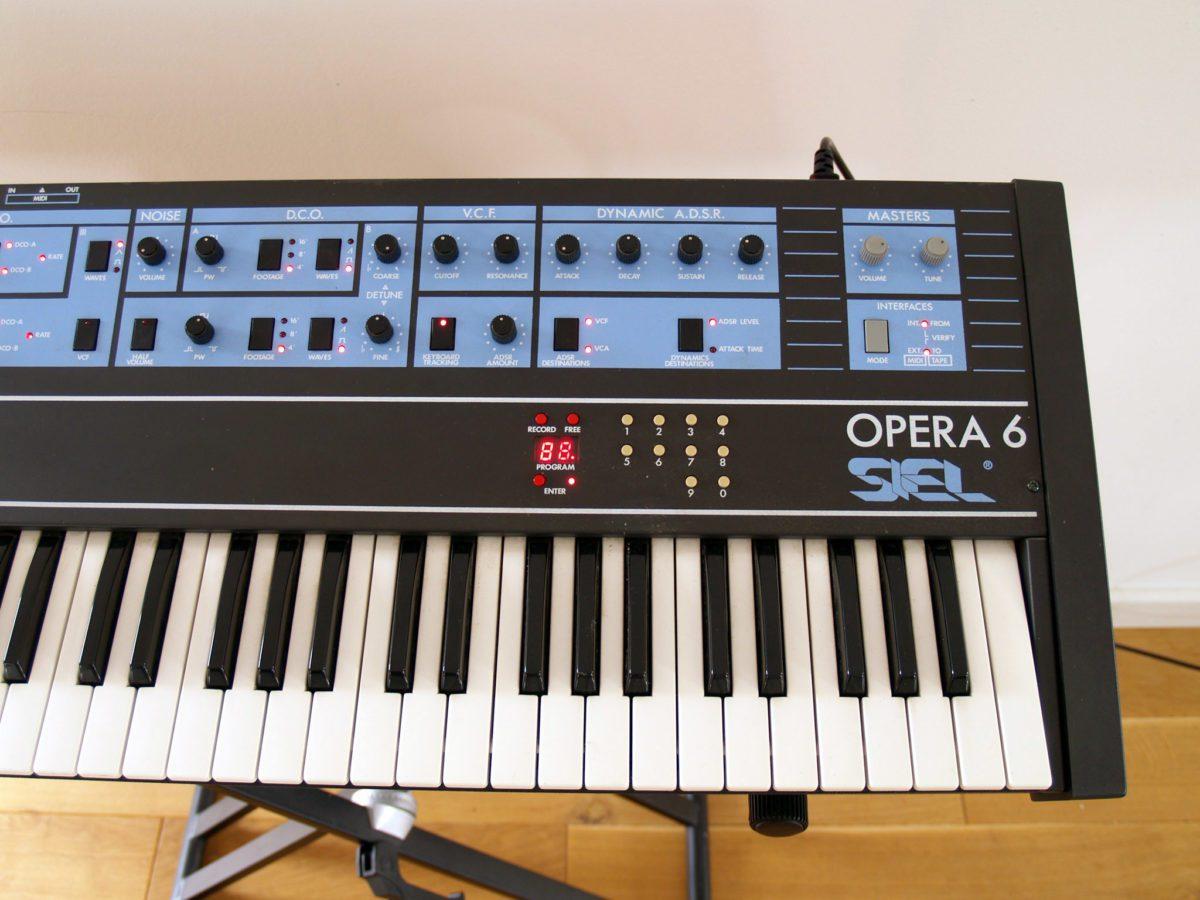 Siel Opera 6