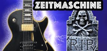 Zeitmaschine: Gibson Les Paul Baujahr 69