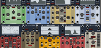 Top News: Cherry Audio Voltage Modular + PSP Collections