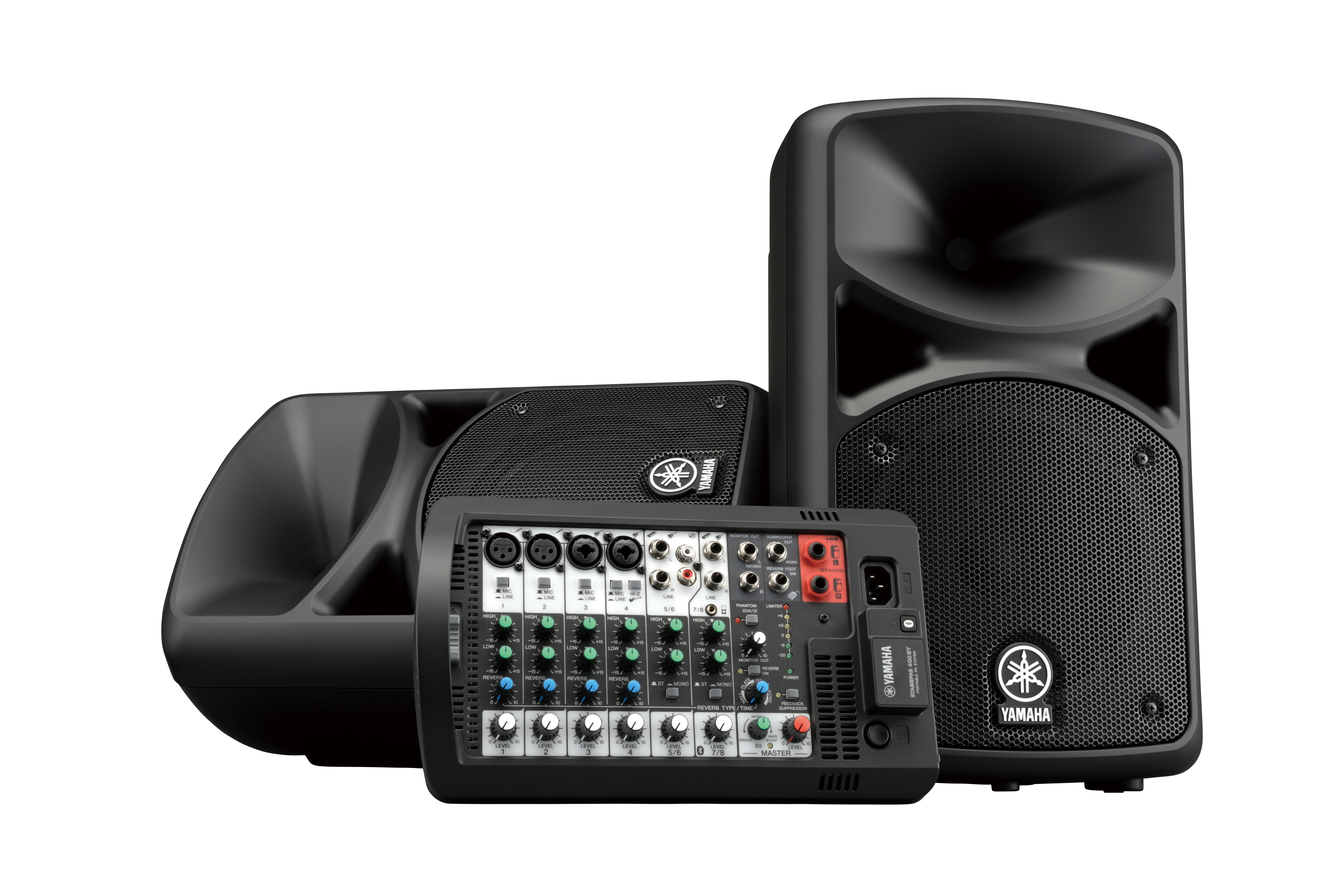 Yamaha Stagepas I Amazon