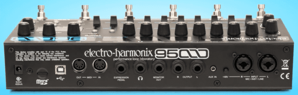 Electro-Harmonix 95000 Performance Loop Laboratory front
