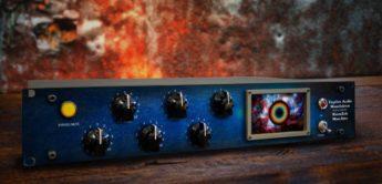 Top News: Tegeler Audio Manufaktur Raumzeitmaschine, Hallgerät