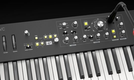 PREVIEW: Waldorf STVC, String Synthesizer & Vocoder